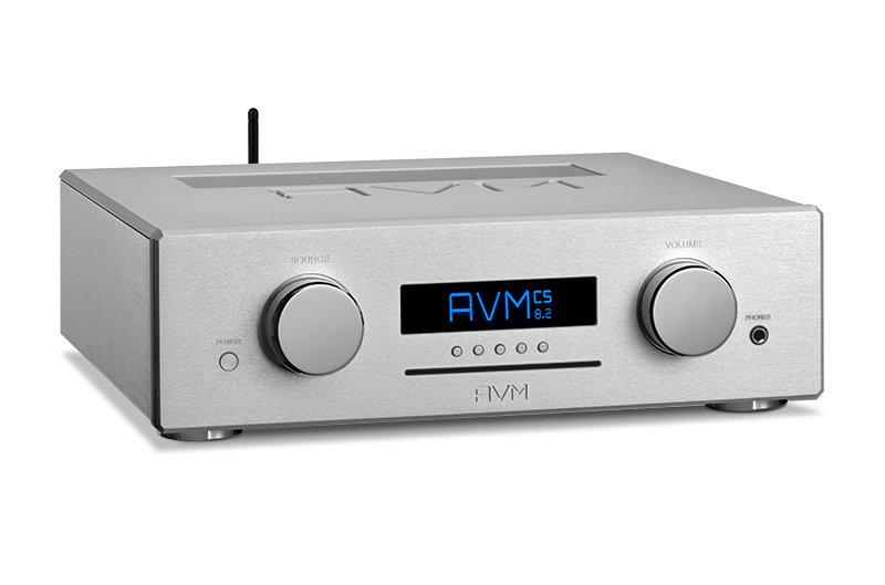 Ovation goes All-in-One: AVM CS 8.2