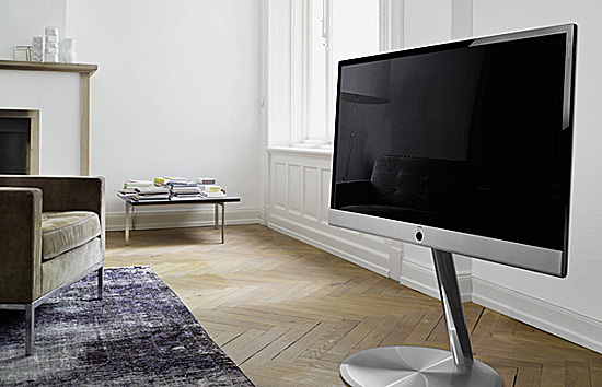 loewe connect id ab herbst auch im gro format 55 zoll i. Black Bedroom Furniture Sets. Home Design Ideas